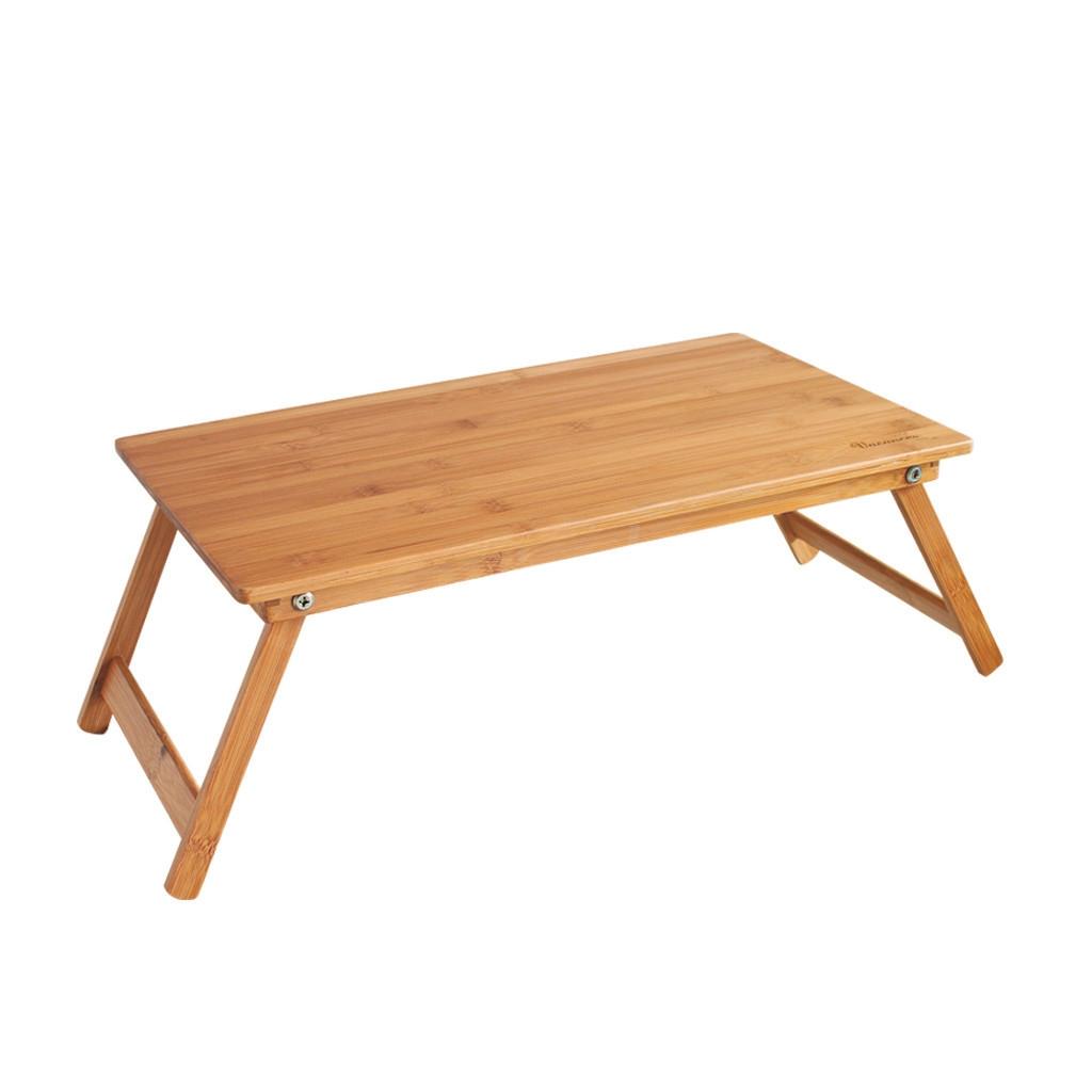 SPICE バカンス 折りたたみバンブーローテーブル