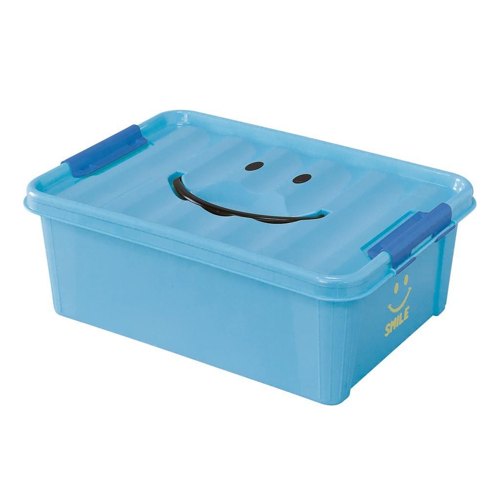 SPICE OF LIFE スマイルボックス ブルー Sサイズ