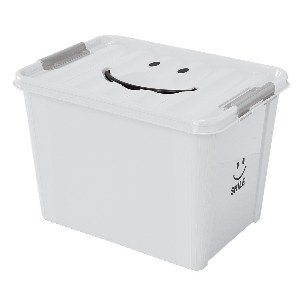 SPICE OF LIFE スマイルボックス ホワイト Lサイズ