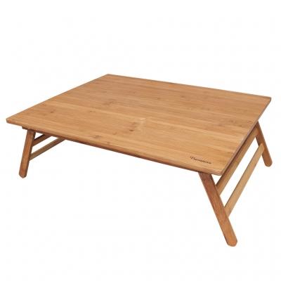 SPICE OF LIFE バカンス 折りたたみバンブーローテーブル Lサイズ