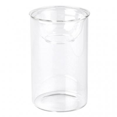 SPICE BULB VASE 水栽培ガラスベース クリア ショート