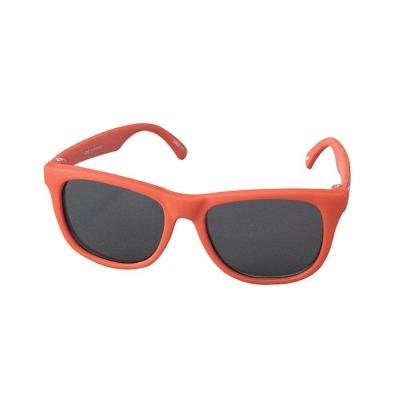 SPICE UVカットキッズファッショングラス スクエアレッド インファント(0~3才)