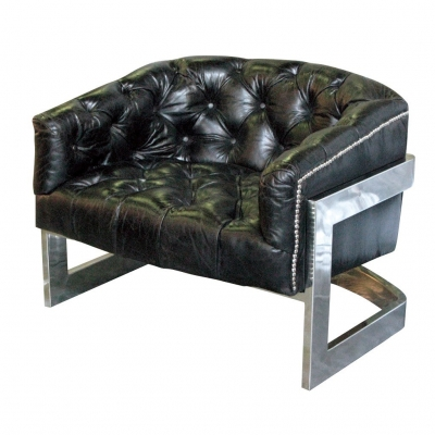 BIRKDALE CHAIR BLACK