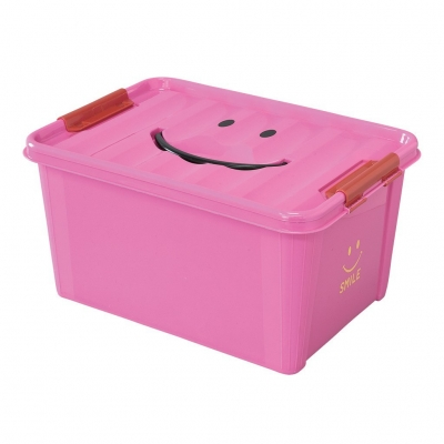 SPICE スマイルボックス ピンク Mサイズ