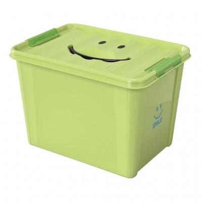 SPICE スマイルボックス グリーン Lサイズ