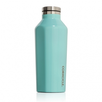 CORKCICLE CANTEEN Turquise 9oz