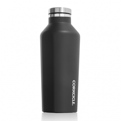 CORKCICLE CANTEEN Matte Black 9oz