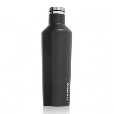 CORKCICLE CANTEEN Matte Black 16oz