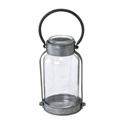 SPICE OF LIFE ガレージ ブリキランタンベース ボトル Sサイズ