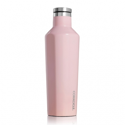 CORKCICLE CANTEEN Rose Quartz 16oz