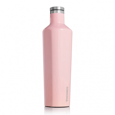 CORKCICLE CANTEEN Rose Quartz 25oz