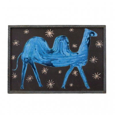 SUGARBOO Camel In The Stars-Grey Wood
