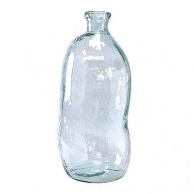 SPICE OF LIFE VALENCIA リサイクルガラスフラワーベース UNO クリア