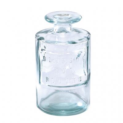 SPICE OF LIFE VALENCIA リサイクルガラスフラワーベース SIETE クリア