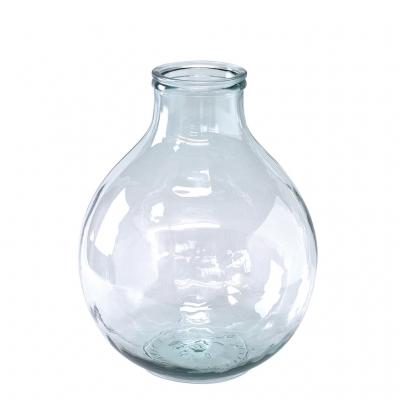 SPICE OF LIFE VALENCIA リサイクルガラスフラワーベース TRES クリア