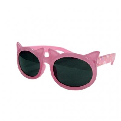 SPICE UVカットキッズファッショングラス ダブルキャット ピンク