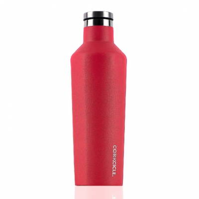 CORKCICLE WATERMAN CANTEEN Off Red 16oz