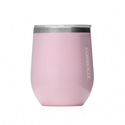 CORKCICLE STEMLESS Rose Quartz 12oz