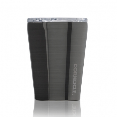 CORKCICLE METALLIC TUMBLER Gunmetal 12oz