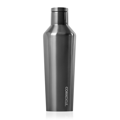 CORKCICLE METALLIC CANTEEN Gunmetal 16oz