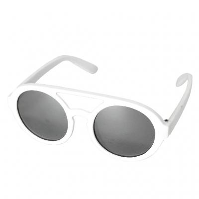 SPICE OF LIFE UVカットキッズファッショングラス 2ブリッジホワイト インファント(0~3才)
