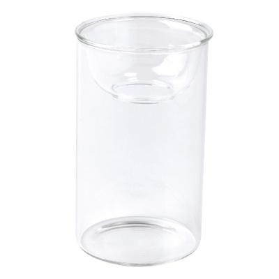 SPICE MINI BULB VASE 水栽培ガラスベース クリア 11cm