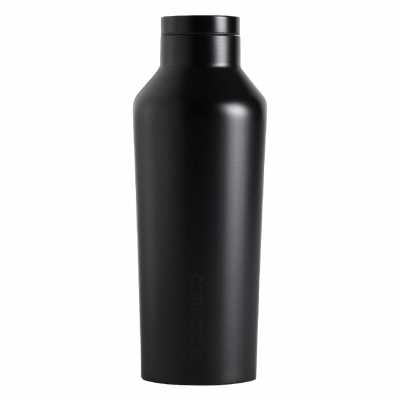 CORKCICLE DIPPED CANTEEN Black Out 9oz