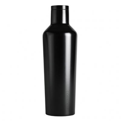 CORKCICLE DIPPED CANTEEN Black Out 16oz