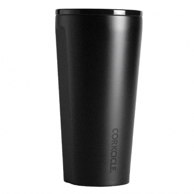 CORKCICLE DIPPED TUMBLER Black Out 16oz