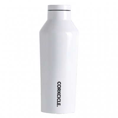 CORKCICLE DIPPED CANTEEN White 9oz