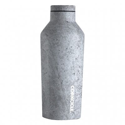 CORKCICLE CONCRETE CANTEEN 9oz