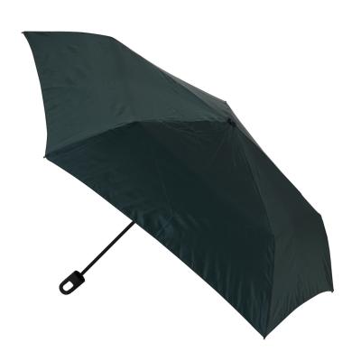 SPICE OF LIFE 雨晴兼用 フック付き軽量折りたたみ傘 グリーン