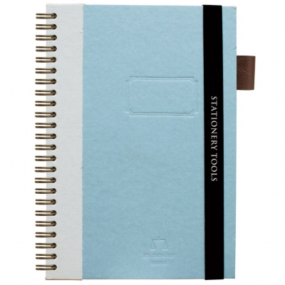 SPICE OF LIFE TOOLS A5 RING NOTE BLUE