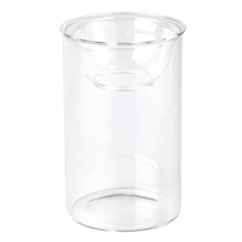 SPICE OF LIFE BULB VASE 水栽培ガラスベース クリア ショート