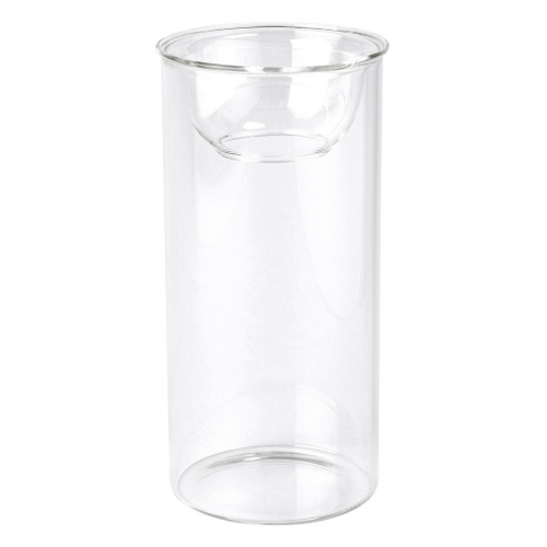 SPICE BULB VASE 水栽培ガラスベース クリア ロング
