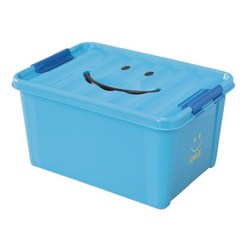 SPICE OF LIFE スマイルボックス ブルー Mサイズ