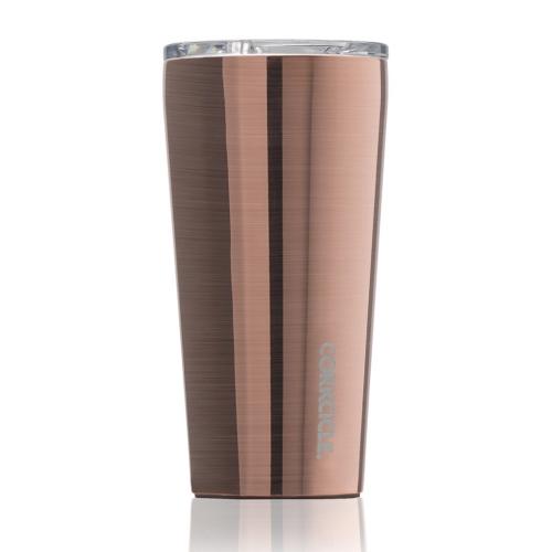 CORKCICLE METALLIC TUMBLER Copper 16oz