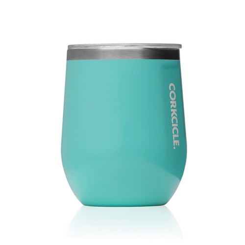 CORKCICLE STEMLESS Turquoise 12oz