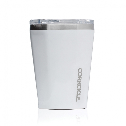 CORKCICLE TUMBLER White 12oz