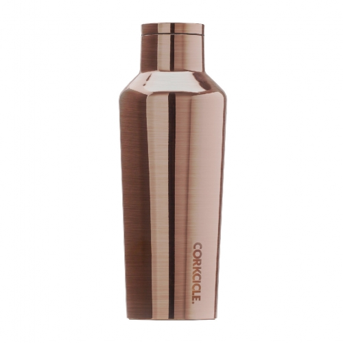 CORKCICLE METALLIC CANTEEN Copper 9oz
