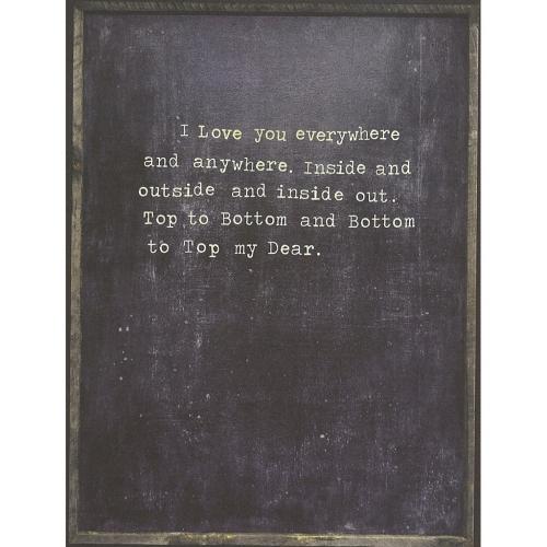 SUGARBOO I Love You Everywhere