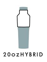 CANTEEN 20ozhybrid