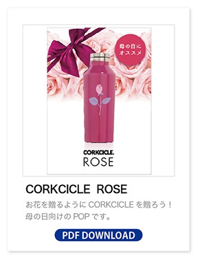 CORKCICLE ROSE